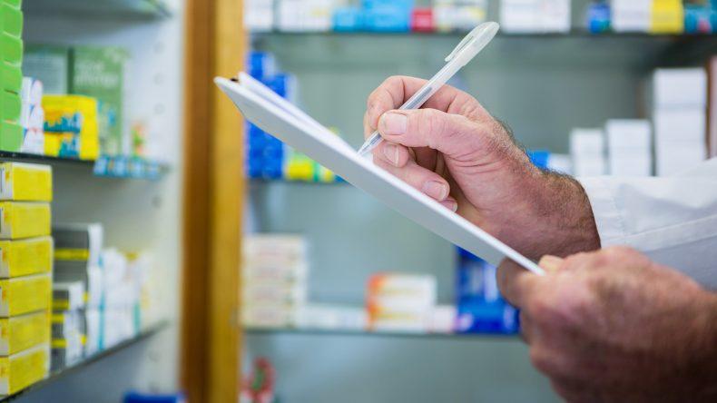 調剤薬局の目標設定例