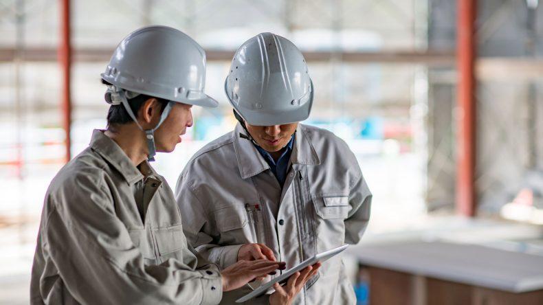 建築・設計・建材業界の目標設定例