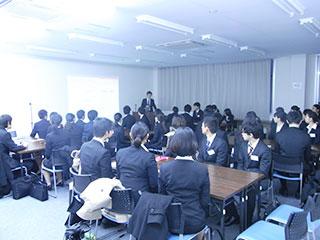 就活イベント「いきなり!!一次面接」を開催いたしました!①
